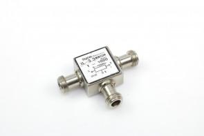 MACOM T-1000 POWER DIVIDER / SPLITTER 10-1000Mhz N-TYPE(f) IL-3.3