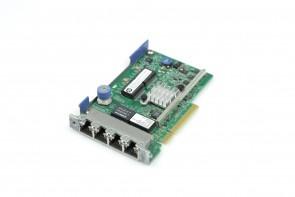 HP 331FLR 4-Port 1GB Ethernet Adapter 634025-001 629133-001