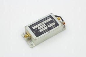 Q-BIT Corparation RF Amplifier  QB-538  10-500MHz 35dB 15-24V
