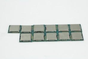 Lot of 11 Intel Celeron G1610 SR10K Dual-Core 2.6GHz/2M Socket LGA1155 CPU *BROKEN*