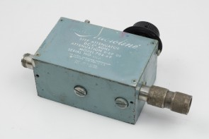Narda Microline 704-69 Step Attenuator DC12.4 GHz 0-69db