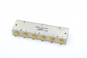 Mini-Circuits ZB6PD1-900 800-900 MHz 50ohms DC Pass Power Splitter Combiner