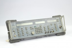 FRONT PANEL FOR Wiltron Swept Frequency Synthesizer Model 6747B 10MHz to 20GHz