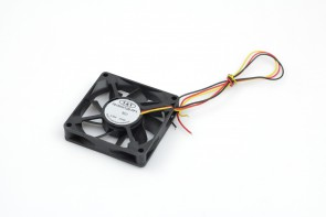 lot of 4 T&T 4028M12B-PF1 Graphics card cooling fan DC12V 0.50A
