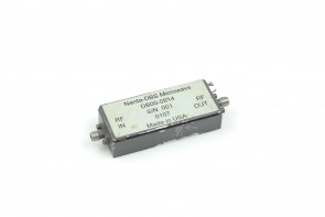 NARDA DBS MICROWAVE RF AMPLIFIER  DB00-0814