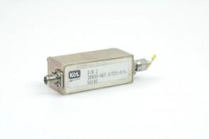K&L BANDPASS FILTER 3DN30-867.5/T25-0/0 USED