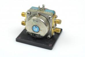 YIG Tek Microwave RF YIG Tuned Filter 105-42