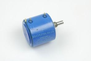 BOURNS  Potentiometer 3400-1-204  200K 0.15%  10TURNS