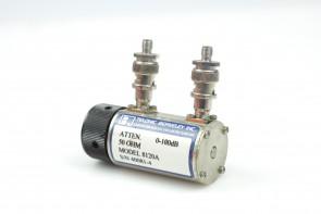 Telonic Berkeley 8120A RF Attenuator  0-100db 50ohm