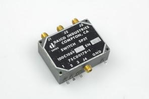 Daico Switch Relay SP3T 100C1089 75CD0178-1 RF SMA