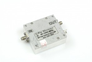G-WAY MICROWAVE AMPLIFIER MP700/1000/27OK-LNA 40-1000MHz
