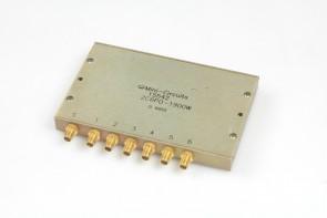 MINI-CIRCUITS ZC6PD-1900W 6-way Power / Splitter Combiner 1500-2000MHz
