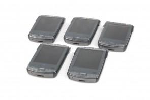 Lot of 5 HP iPAQ Pocket PC HX2110 Handheld w/bag