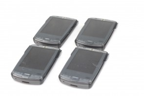 LOT OF 4 HP iPAQ hx2110 Pocket PC (FA296T) handheld mobile computer