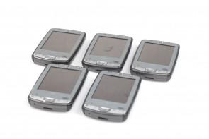 LOT OF 5 HP iPAQ hx2110 Pocket PC (FA296T) handheld mobile computer