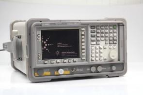 Agilent E4402B Spectrum Analyzer 9kHz - 3.0GHz OPT:B75,226 Phase Noise Measurement