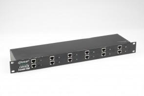 BLACK BOX 724-746-5500 KVM SWITCH 12 PORT,CPU PORT 12