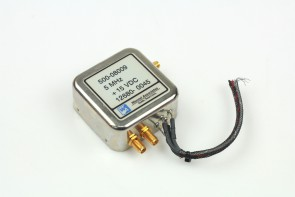 Wenzel Associates 500-08009 5MHz 15V Crystal Oscillator 12680-0045