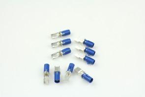 Lot of 10 Molex FARKA MOUNT JACK RF Connectors / Coaxial 0733960462
