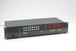 Kramer VS-808xl 8x8 Composite Video & Stereo Audio Matrix Switcher #4
