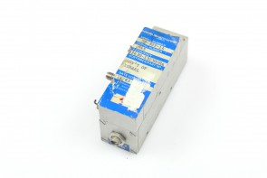 LORAL MICROWAVE WEST MS-82F-14 OSCILLATOR FREQ 12630-13230MHz