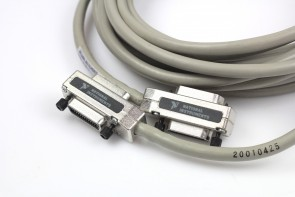 NATIONAL INSTRUMENTS GPIB CABLE REV C 763061-04 8.1M LENGTH TYPE X2