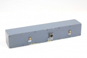 AVANTEK KU BAND AMPLIFIER 83-01-16 REV