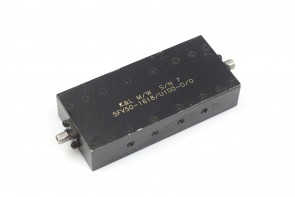 K&L BANDPASS FILTER 5FV50-1618/U100-0/0