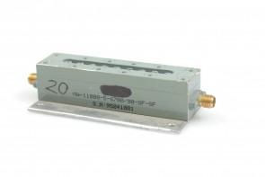 RF BANDPASS FILTER MW-11000-5-6700/80-SF-SF SMA(F)