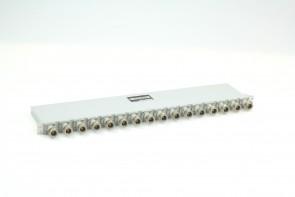 RF MICROWAVE POWER DIVIDER 3.4-4.2GHz  16 PORT n- type(F)