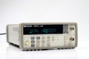 HP Agilent 53181A Frequency counter with options:010 3GHZ