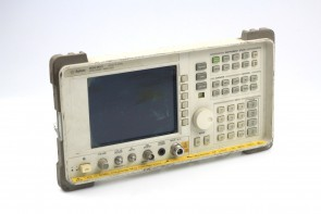 Agilent Keysight 8561EC Portable Spectrum Analyzer front panel