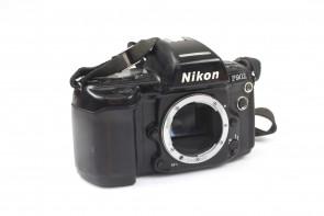 Nikon F90X 35mm SLR Film Camera Body #2
