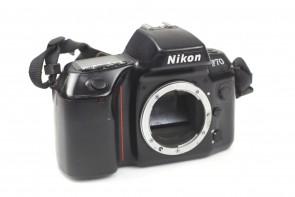 Nikon F70 Camera Body 35mm SLR Film Camera #8