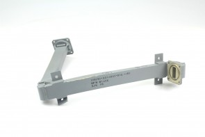 MDL  WaveGuide twisted WR90 50cm