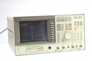 HP AGILENT 89440A DC-1.8 GHz VECTOR SIGNAL ANALYZER WITH OPT:AYBUFG/ADDED