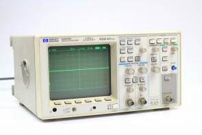 HP 54616B Two Channel 500MHz Oscilloscope 2GSa/s