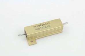LOT OF 10 Sfernice Power Resistor RH50 RE3  5%  82Ohms