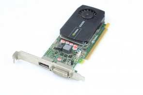 HP NVIDIA Quadro 600 1GB DDR3 PCI-E Video Card 671135-001 612951-002
