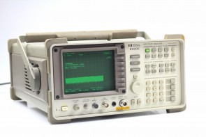 HP Hewlett Packard 8560E RF Spectrum Analyzer 30Hz-2.9GHz W/85620A Memory Module