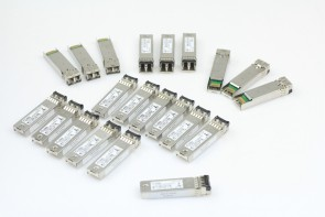 lot of 21 JDSU GBIC 4G Fibre SW SFP Transceiver PLRXPL-VE-SG4-64-N