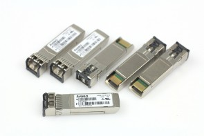 LOT OF 6 8G 8GFC Fibre Channel SFP+ LC MMF SW 850nm EMC 019-078-042 Avago AFBR-57D7APZ-E2
