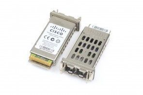 LOT OF 2 Cisco CVR-X2-SFP Twingig Converter Module