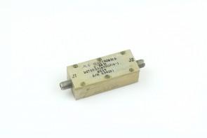 RLC BANDPASS FILTER F-6811 0.5-3.5GHz