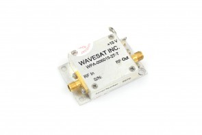 WAVESAT RF AMPLIFIER  WPA-006015-27-T  SMA