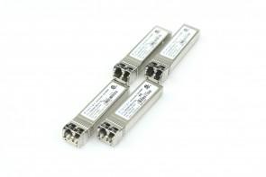 LOT OF 8 Finisar FTLF8528P3BCV-QL 8GB SFP+ Optical Transceiver