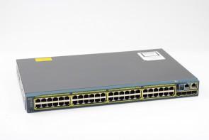Cisco WS-C2960S-48TS-L 48-Port Gigabit Ethernet Stackable LAN Switch