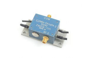 Mini-Circuits ZMSW-1111 SPST PIN Diode Reflective Switch 10 - 2500MHz