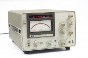 HP 3581C Selective Voltmeter