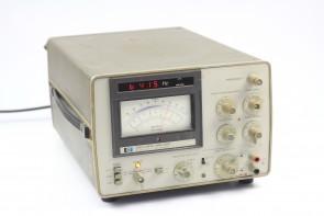 Hp Hewlett Packard 3581A Wave Analyzer
